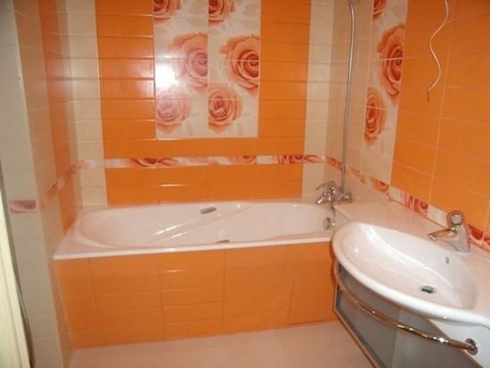 ванная комната в хрущевке интерьер