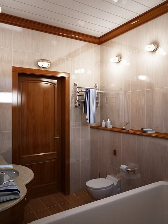 в хрущевке ванная комната