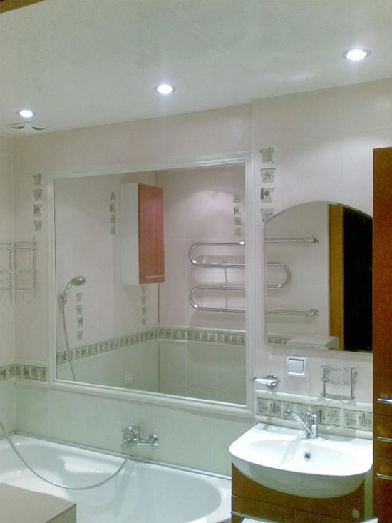 Дизайн в ванной хрущевке