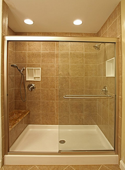 Душевая кабина в маленькой ванной комнате своими руками фото