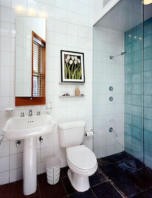 Ванная комната  панельный дом