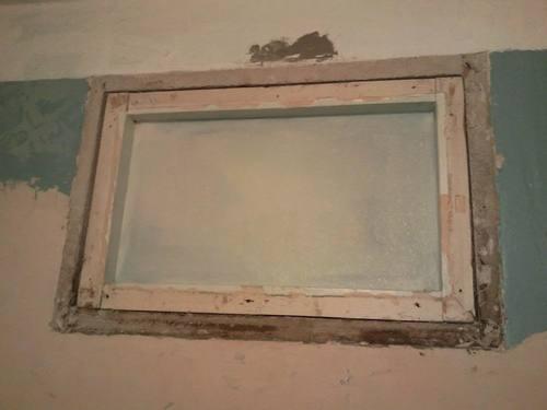 окно в ванной хрущевки