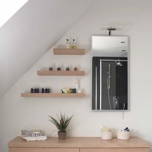 в ванной частного дома