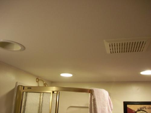 """""""обычный"""" потолок из гипсокартона"""