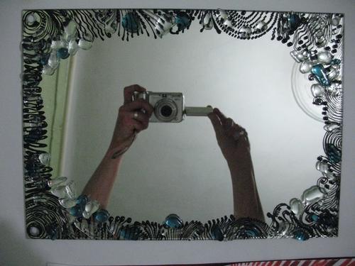 Что можно сделать из зеркала своими руками