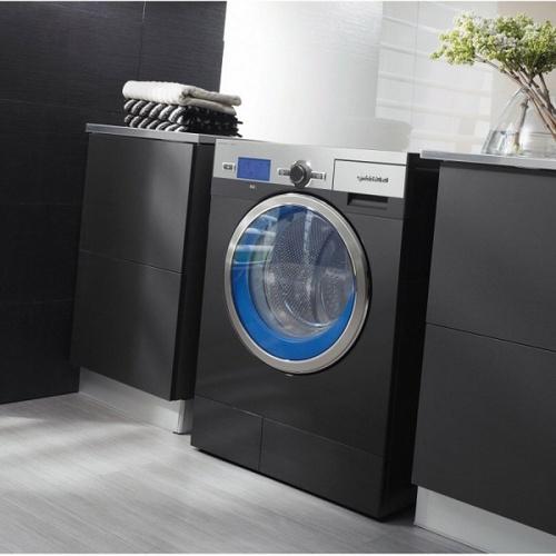 стиральная машинка в цвет интерьера