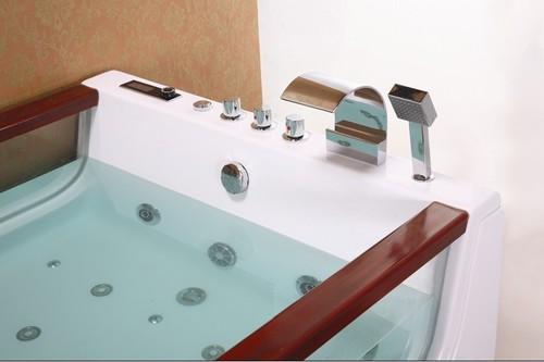 ванны для двоих - для больших помещений