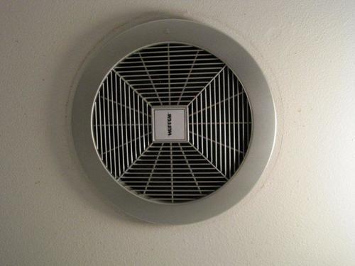 круглый вентилятор