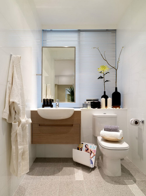 Awesome small bathrooms