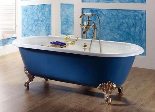 Мода на классику. Чугунные ванны – современный тренд