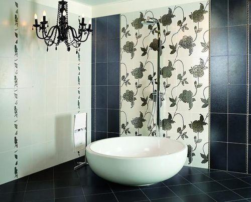 плитка для ванной комнаты фото дизайн мармион #15