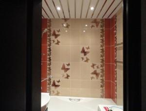 Ванна дизайн бабочки