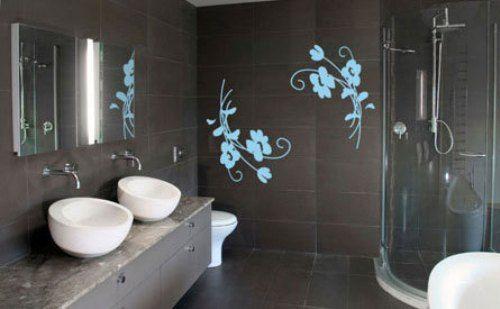 Узоры для ванных комнат 99