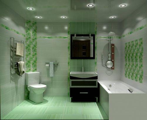 Подобрать цвет мебели в ванной