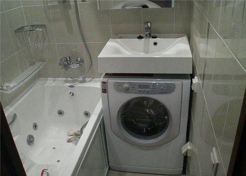 Подключение стиральной машины канализации своими руками