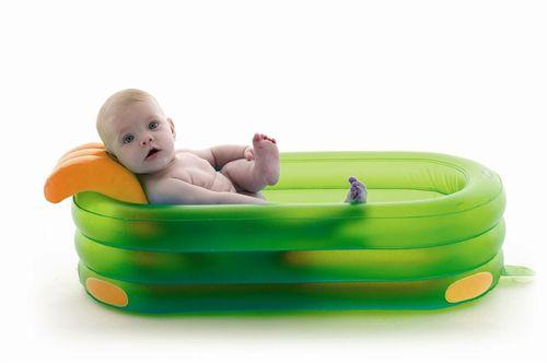 Надувная ванна для малыша