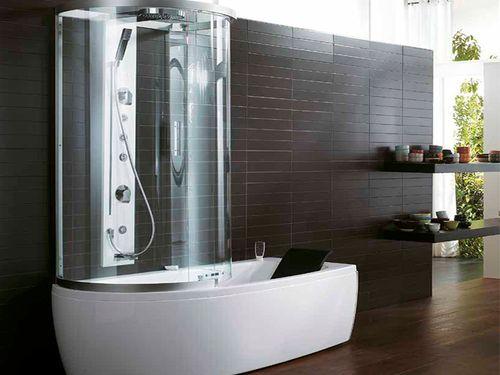 Модель комбинированной ванны