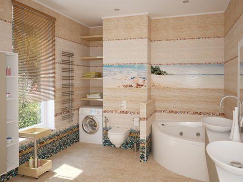 Качественная отделка ванной