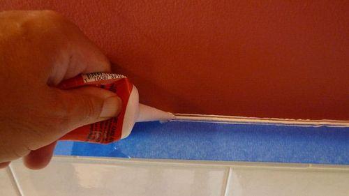 Использование силиконового герметика