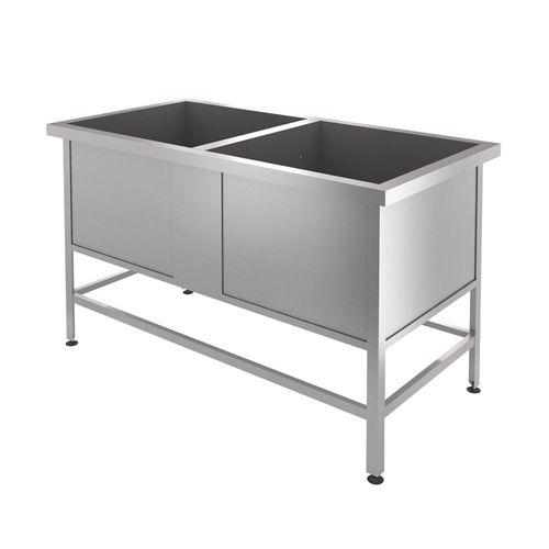 Объемная ванна для кухни общепита
