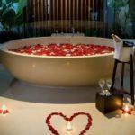 Создание романтической обстановки