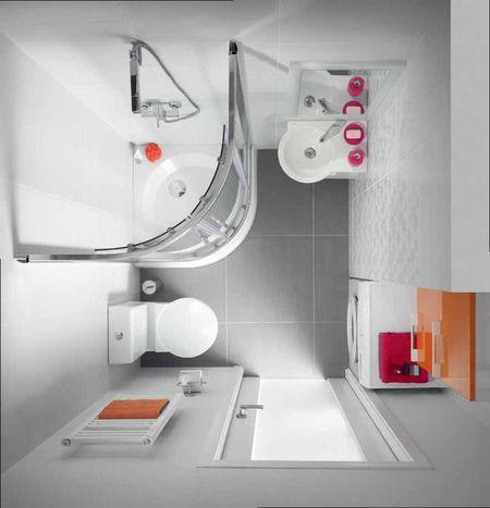 Дизайн ванны 10 кв.м