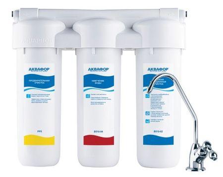 Установка фильтра - решение проблемы жесткой воды