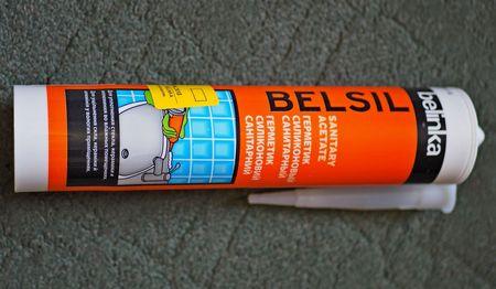Состав Belinka Belsil Sanitary Acetate